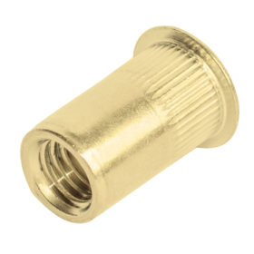 "Ribbed ""L"" Series Rivet Nut"