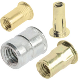 Rivet Nuts and Threaded Inserts