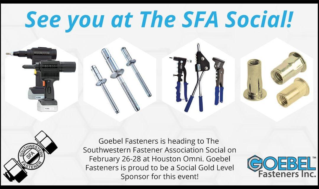 The 2020 Southwestern Fastener Association Social
