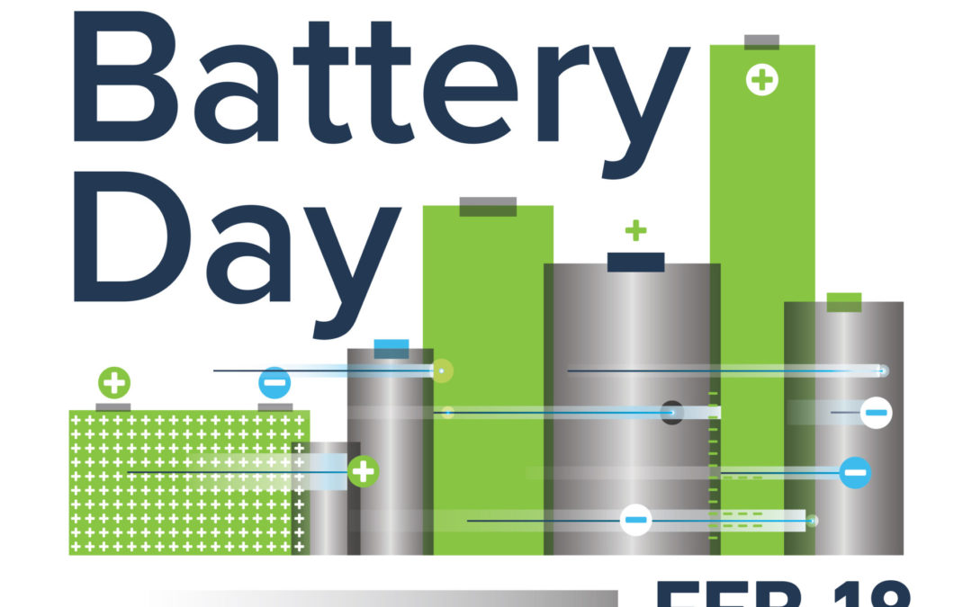 Celebrating National Battery Day Highlighting our Lithium-Ion Cordless Tools