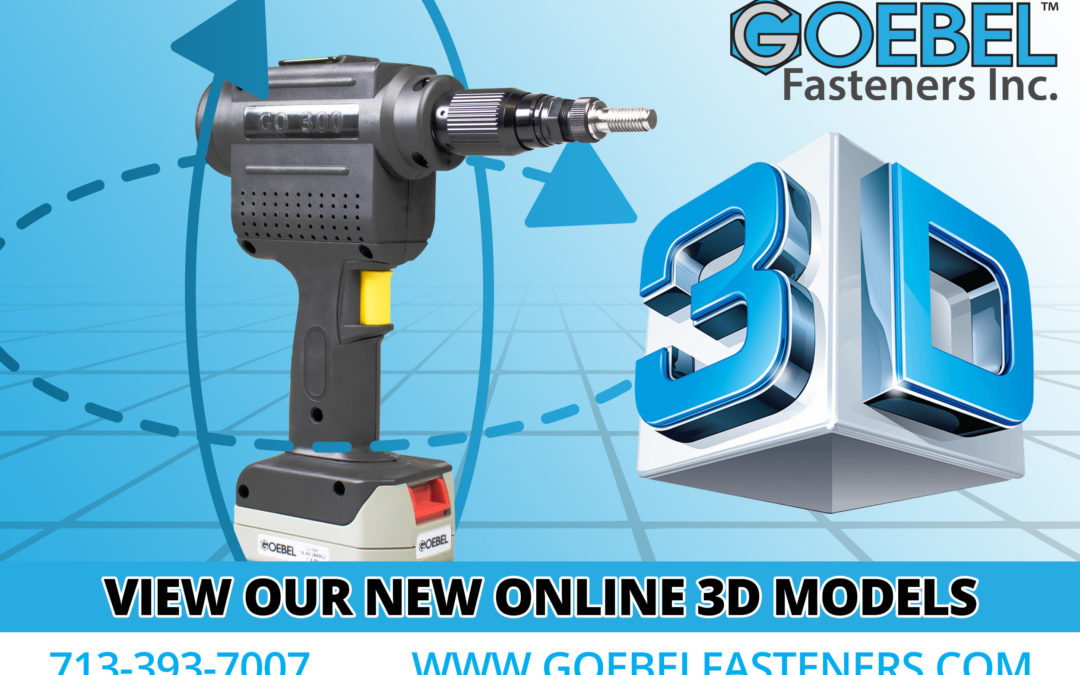 The Benefits of 3D CAD Modeling for Industrial Engineering & Design