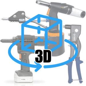 3D Tool Models
