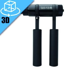 Goebel GO-12-R Blind Rivet Ratchet Hand Tool 3D Model