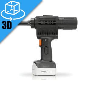 Goebel GO-200 Li-Ion Cordless Rivet Tool 3D Model
