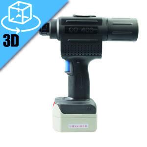 Goebel GO-400 Li-Ion Cordless Lockbolt Tool 3D Model