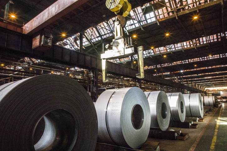 Stainless Steel Hits Record High on Strong Demand, Raw Material Shortage, Plants Idle Despite Surging Prices
