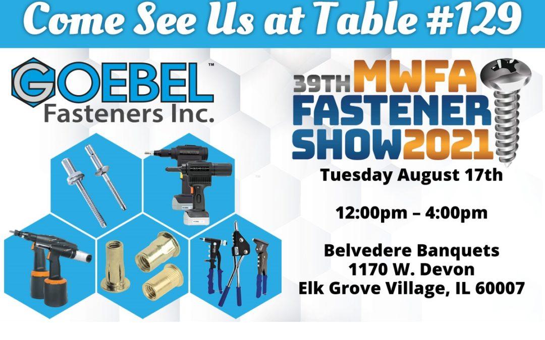 Mid-West Fastener Association 39th Fastener Show